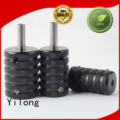 Yilong light weight tattoo grips and tips for tattoo