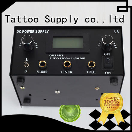 Wholesale Power Supply touch factory for tattoo machine