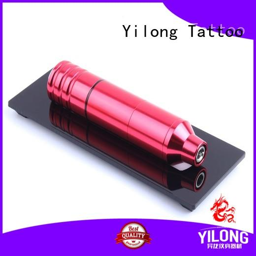 Yilong butterfly impact rotary tattoo machine manufacturers for coloring