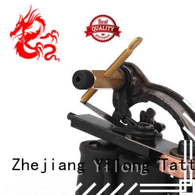 coil tattoo kit suppliers for tattoo machine Yilong