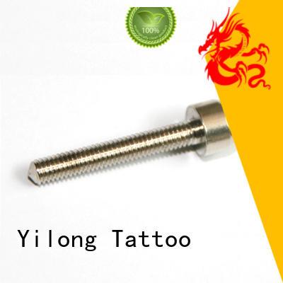 Yilong washer handmade tattoo machine parts supply for tattoo machine
