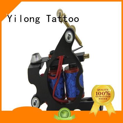 Yilong fast speed wireless tattoo machine suppliers for tattoo machine