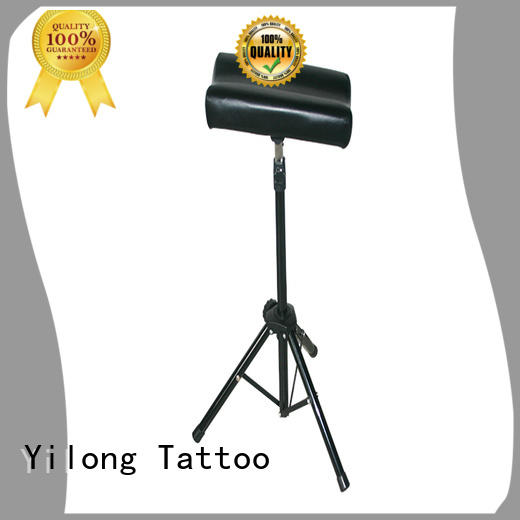 Yilong bracket portable tattoo armrest factory for tattoo machines