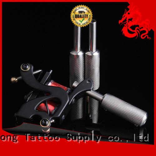 High-quality tattoo tubes and grips 20mm company with autoclave