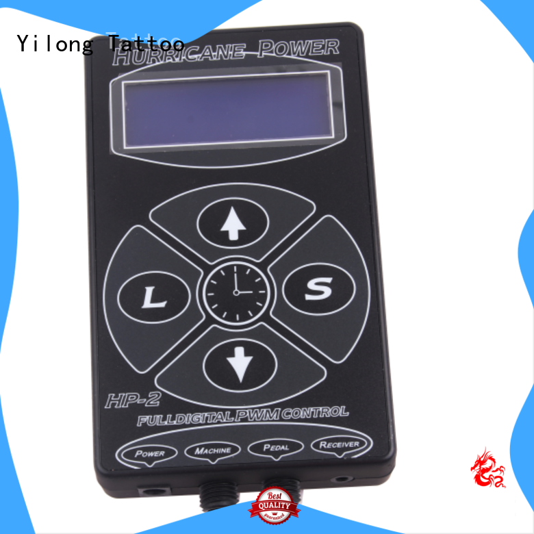 Yilong Latest Power Supply company for tattoo machine