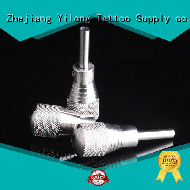 Yilong ss tattoo tubes and grips for business for tattoo machine