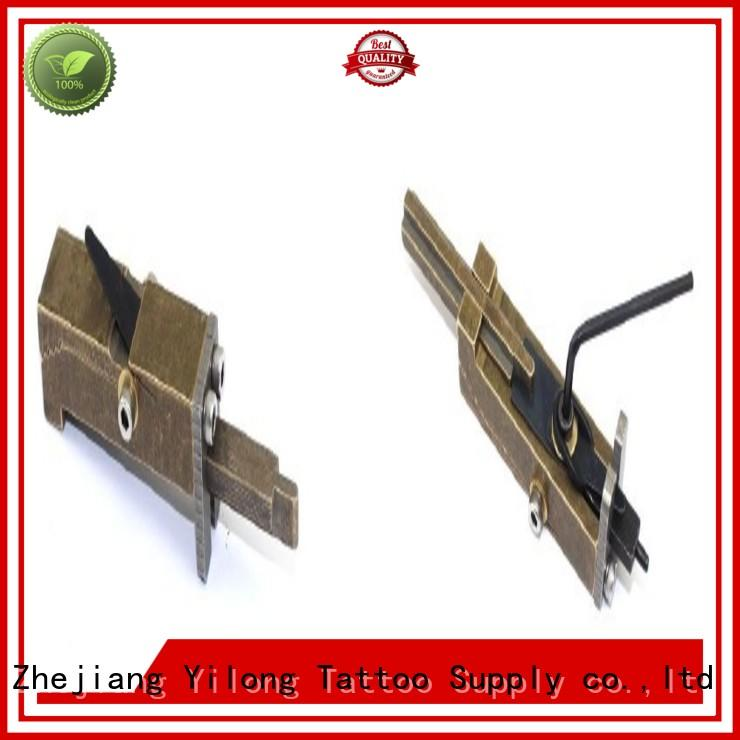 Yilong tattoo parts large capacity for tattoo machine