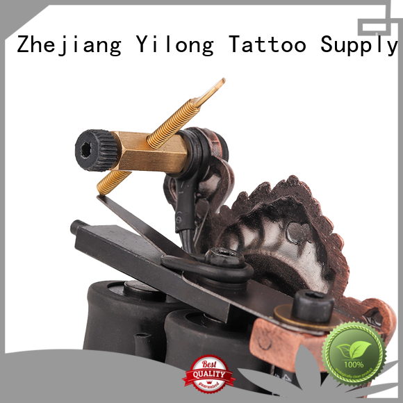 Yilong fast speed air tattoo machine factory for tattoo machine