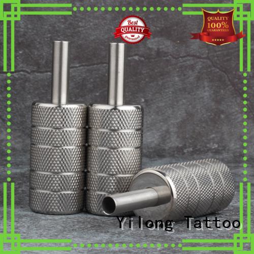 Yilong cartridge tattoo cartridge grips for sale for tattoo machine grip