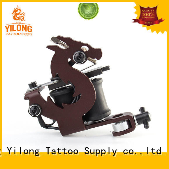 Yilong carving tattoo gun and machine factory for tattoo