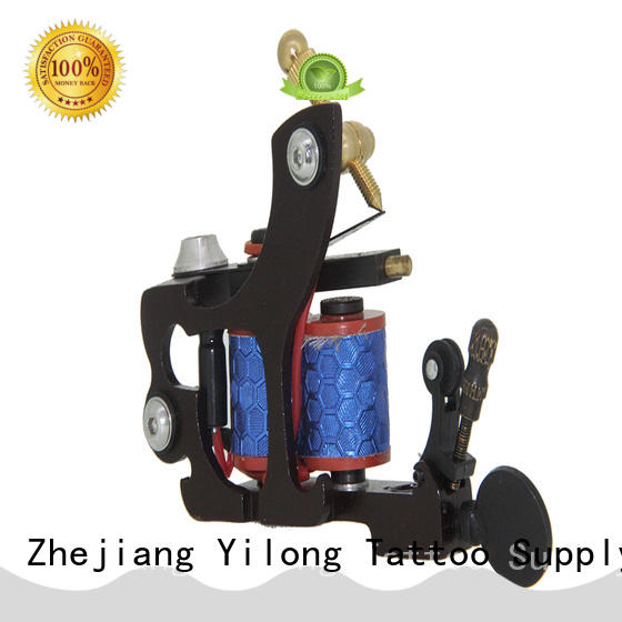 Yilong High-quality good coil tattoo machines suppliers for tattoo machine