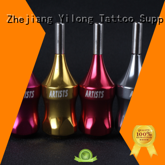 comfortablealuminum tattoo grips for tattoo machine