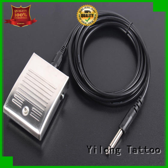 Yilong High-quality footpedal company for tattoo power supply