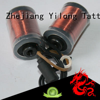 Yilong front tattoo machine parts kit for sale for tattoo machine