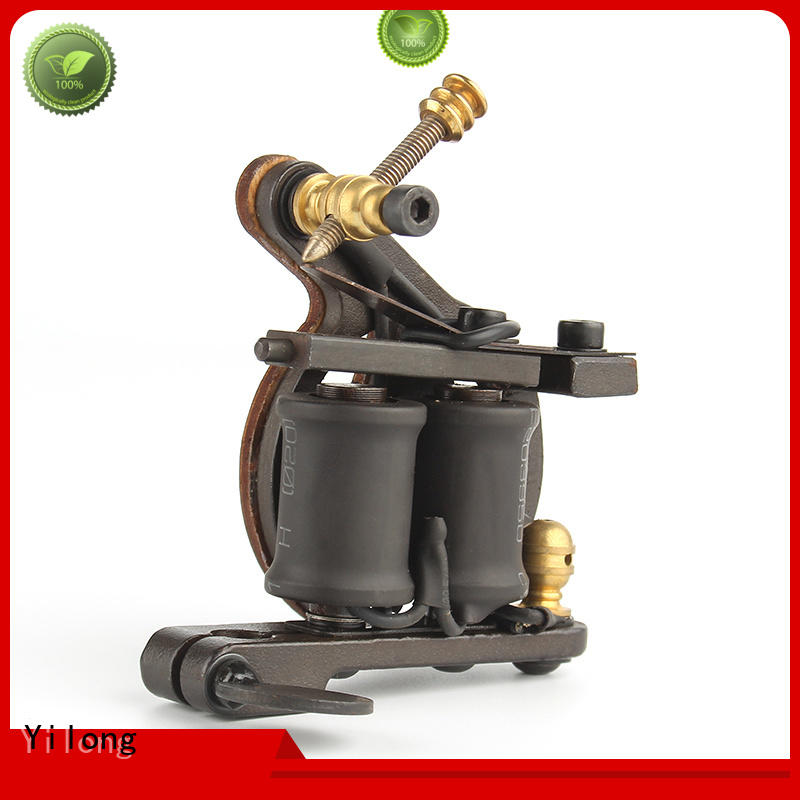 Yilong automatic noiseless tattoo machine for tattoo machine