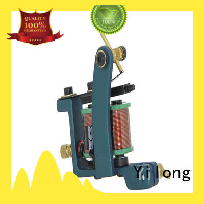 Yilong carving coil tattoo gun suppliers for tattoo machine