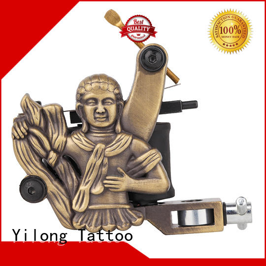 Yilong New lightweight tattoo machine supply for tattoo machine