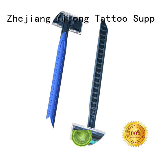 Yilong barrier disposable tattoo grips supply after tattoo