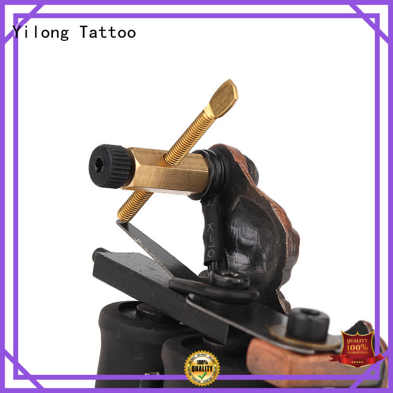Yilong Best traditional tattoo machine manufacturers for tattoo