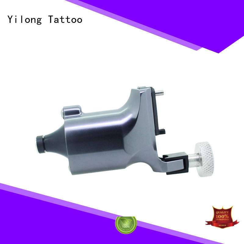 Yilong Wholesale silent rotary tattoo machine for sale for coloring