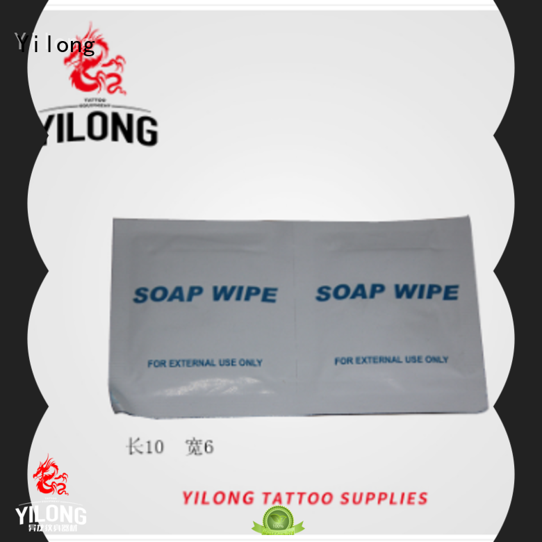 Yilong New disposable tubes for sale after tattoo
