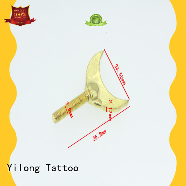 Yilong bar tattoo machine parts for business for tattoo