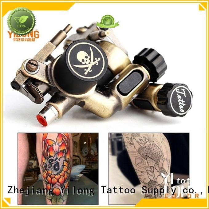 Wholesale vintage tattoo machine skull manufacturers for tattoo machine