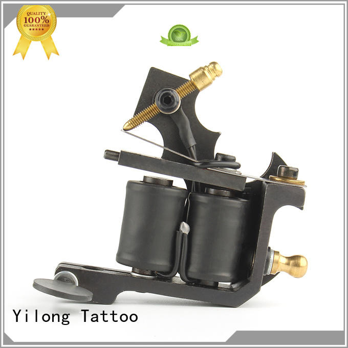 Yilong carving impact tattoo machine for tattoo