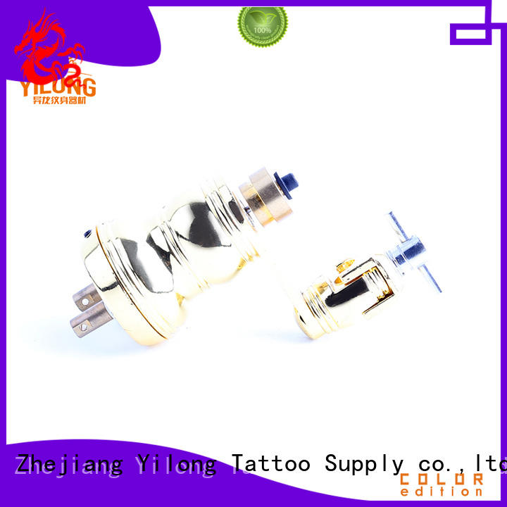Yilong beginner newest rotary tattoo machine for business for coloring