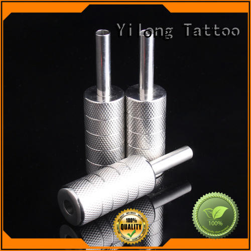 22mm Stainless Steel Tattoo Grips S.S Grip