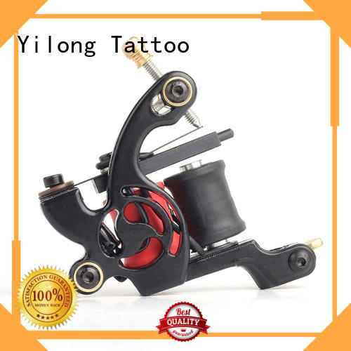 Yilong frame top coil tattoo machines for business for tattoo