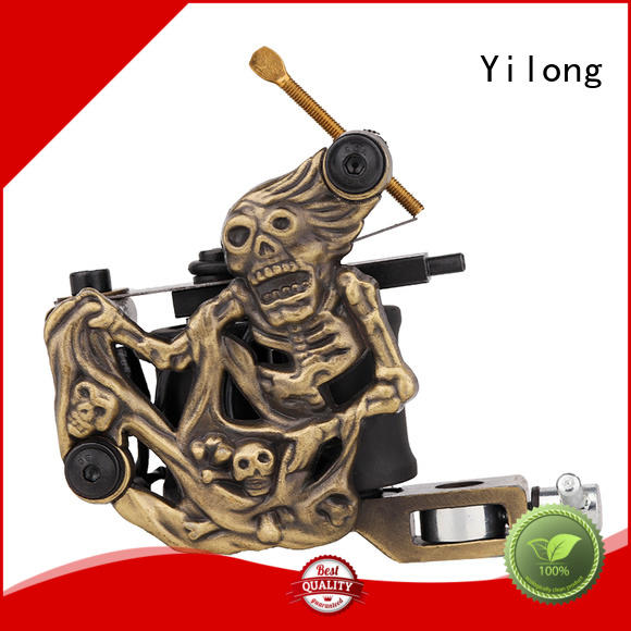 Yilong automatic magnetic tattoo machine factory for tattoo machine