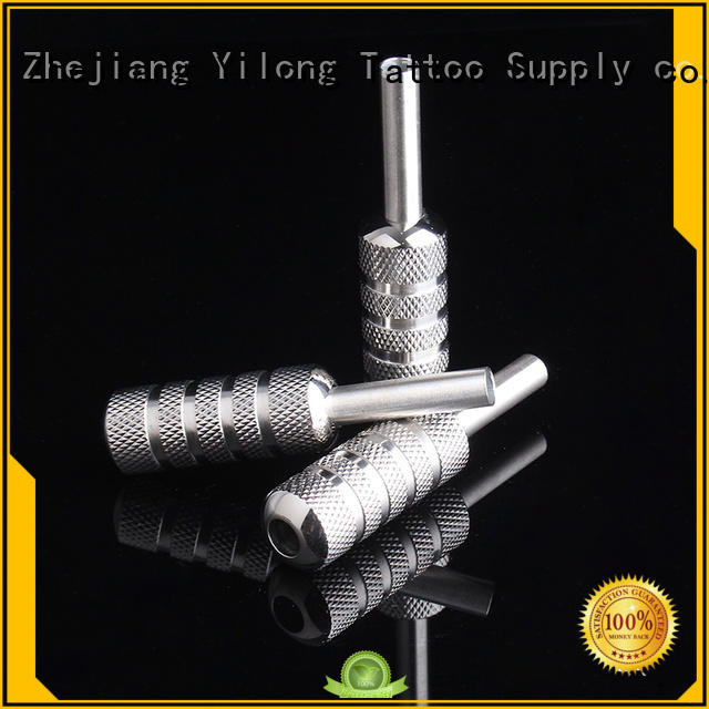 Yilong attoo tattoo cartridge grips supply for tattoo machine