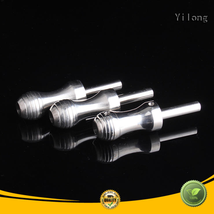 Yilong Best tattoo tubes and grips factory for tattoo machine grip