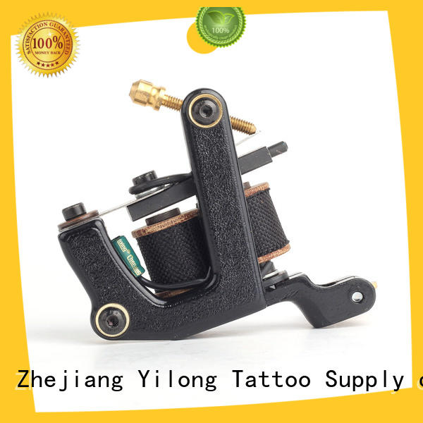 Yilong level gun tattoo machine suppliers for tattoo machine