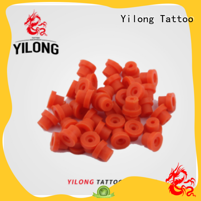 Wholesale disposable tattoo tubes rubber for business after tattoo