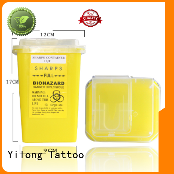 Yilong grip disposable tubes factory after tattoo