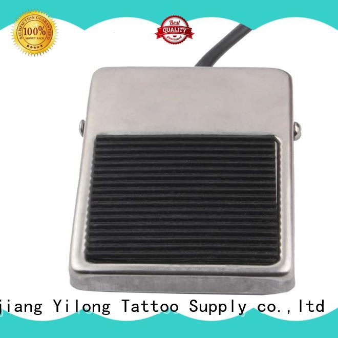 Yilong Best footpedal factory for tattoo