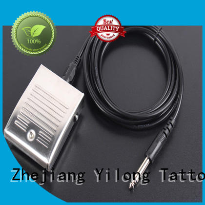 Yilong Latest tattoo machine foot pedal for sale for tattoo machine