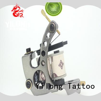 Yilong automatic bulldog tattoo machine for tattoo machine