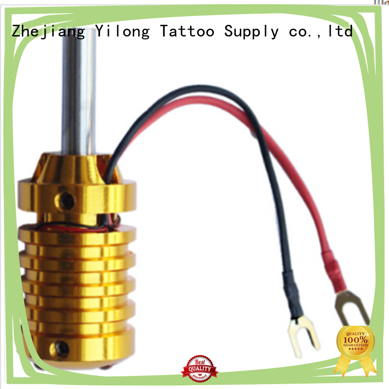 Yilong pen disposable cartridge tubes supply for tattoo machine