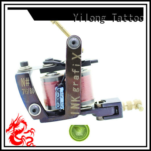 Yilong fast speed rapier tattoo machine for tattoo machine