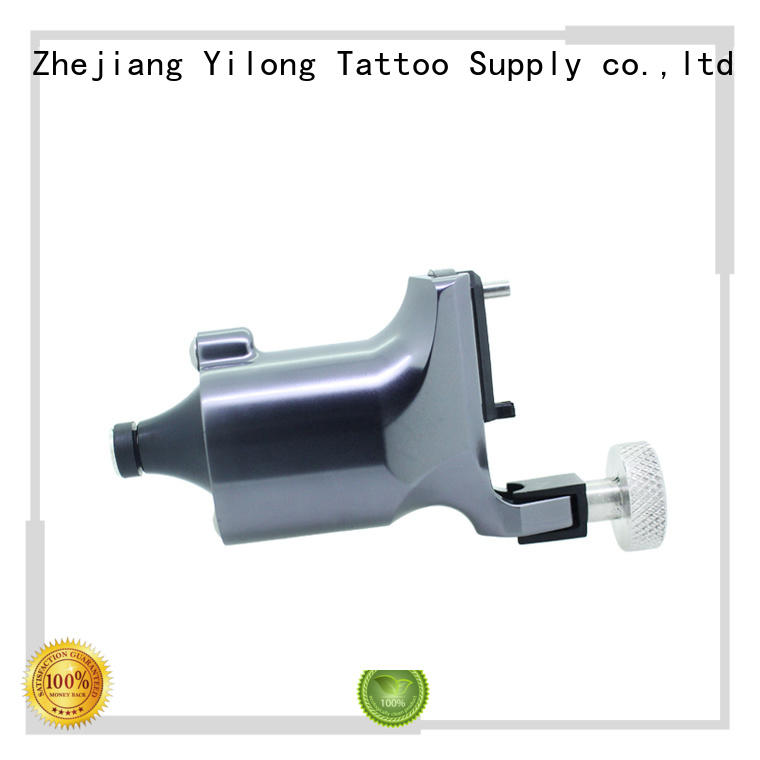 yellow custom rotary shader tattoo machine direct supplier for coloring