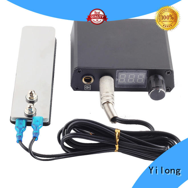 Yilong newly Power Supply suppliers for tattoo machine