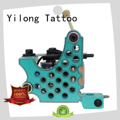 Yilong monthly high end tattoo machine manufacturers for tattoo machine