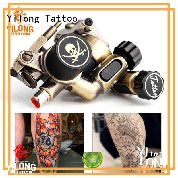 Yilong Latest complete tattoo machine company for tattoo