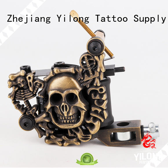 aluminum tattoo machine selling for tattoo Yilong