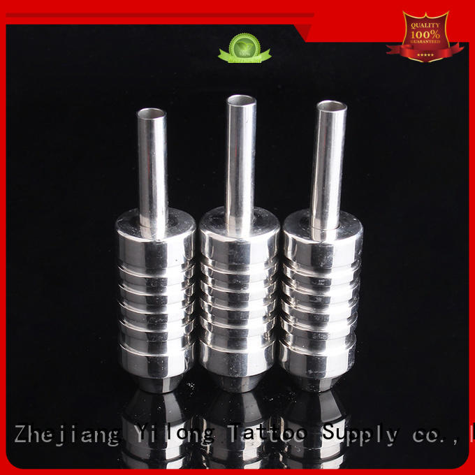 Yilong 19mm tattoo needles and grips company for tattoo machine grip