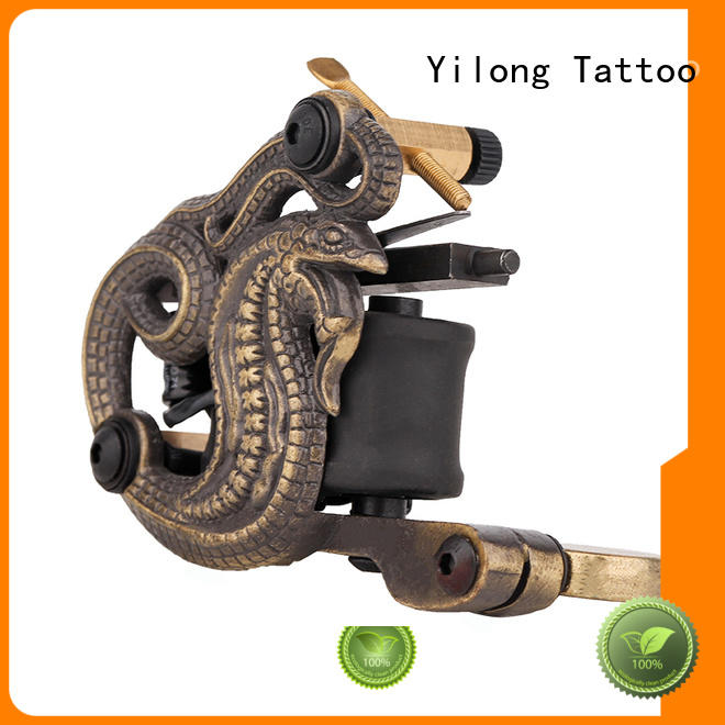 Wholesale wireless tattoo machine alloy factory for tattoo