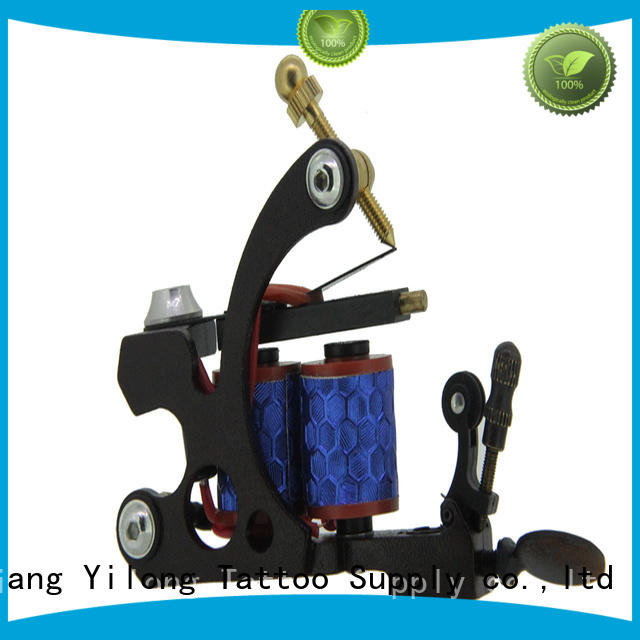 starter kit tattoo machine factory for tattoo Yilong
